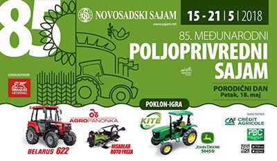 Резултат слика за Poljoprivredni sajam u Novom Sadu